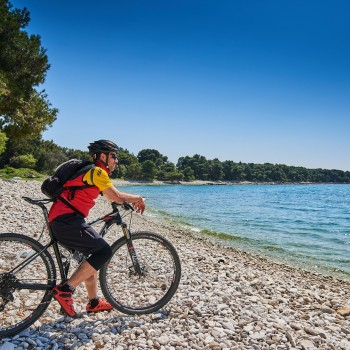 Cycling and Hiking