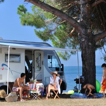 Camping in Rovinj