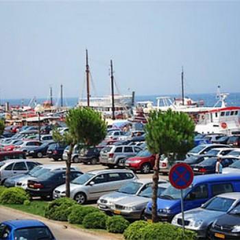 Parking in Rovinj
