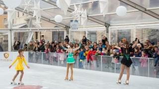 Ice Rink Opened in Rovinj