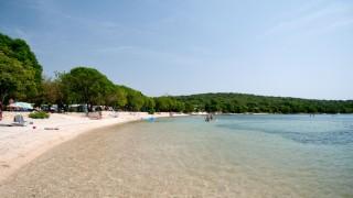 Beach in the Bay Veštar