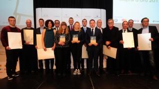 "Family Hotel Amarin and Davorin Flego from Rovinj Winners of the ""Zlatna koza"" Prize"