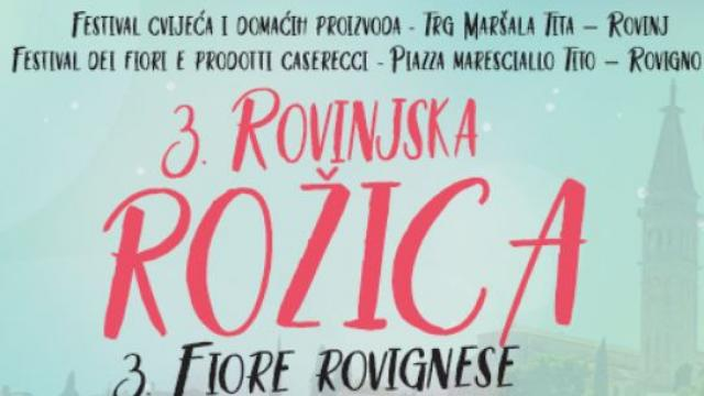 3rd Rose of Rovinj