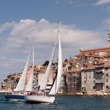 Sailing and Rovinj´s Regattas