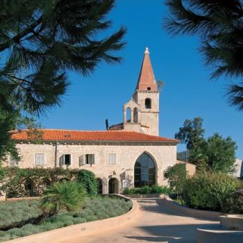 Dvorac na otoku sv. Andrije