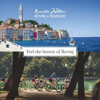 Feel the breeze of Rovinj - organizirani obilasci grada