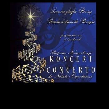Rovinj Brass band Christmas concert