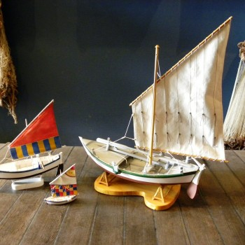 Rovinj's Batana Boat – a Model Ship