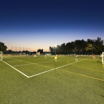 Footballing infrastructure