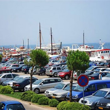 Parking in Rovinj