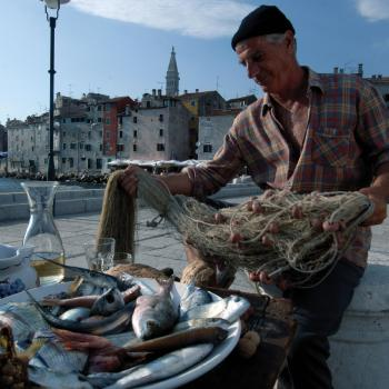 Traditional Rovinj`s Cuisine