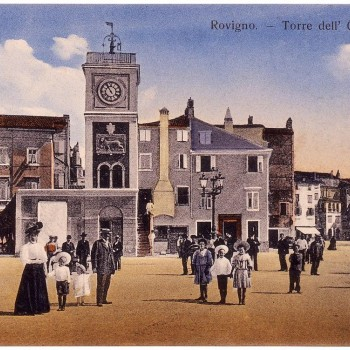 Rovinj from the 19th Century until Today