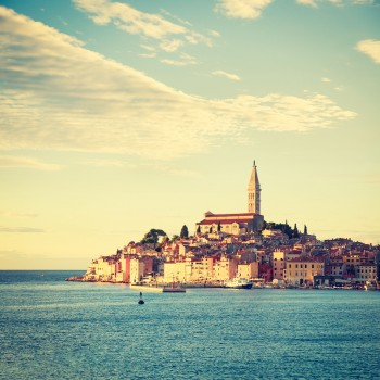 Rovinj in autumn