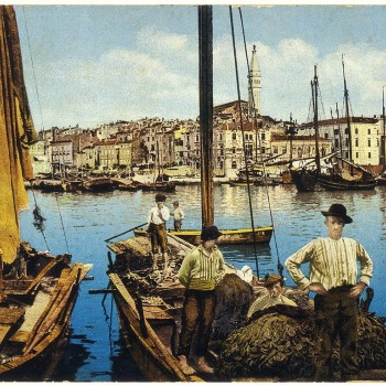Rovinj from the 16th until the 19th Century