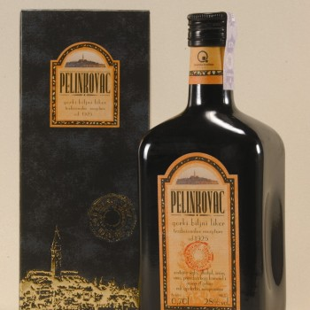 Rovinjski Pelinkovac - Herbal Liquor