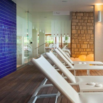 Wellness Centre in Hotel Eden