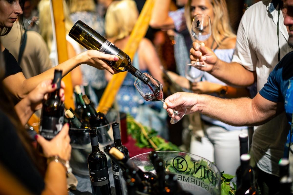 Rovinj wine festival