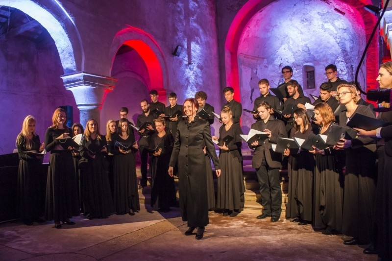 Musica sacra over the borders
