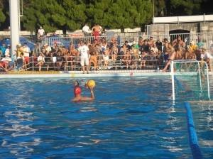 Rovinj international veterans' water polo tournament