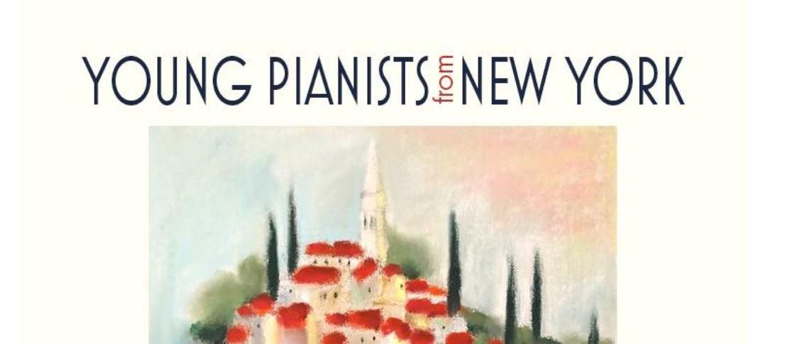 Young pianists from New York