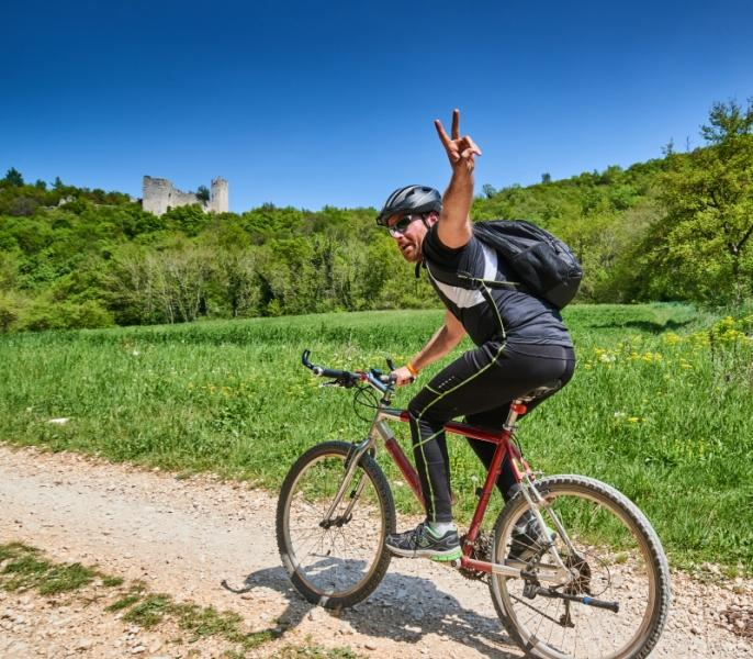 Weekend Bike and Gourmet Tour: spring » cancelled