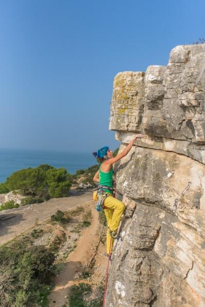 Let's climb together: Punta Corrente