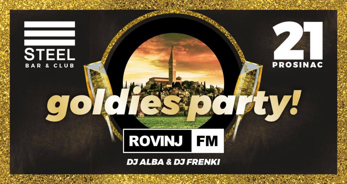 Rovinj FM Goldies Party