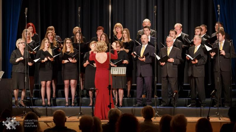 53. Meeting of Croatian choral complexes