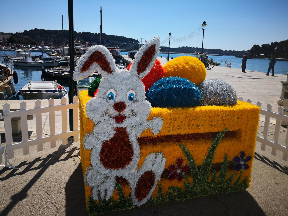 Easter in Rovinj