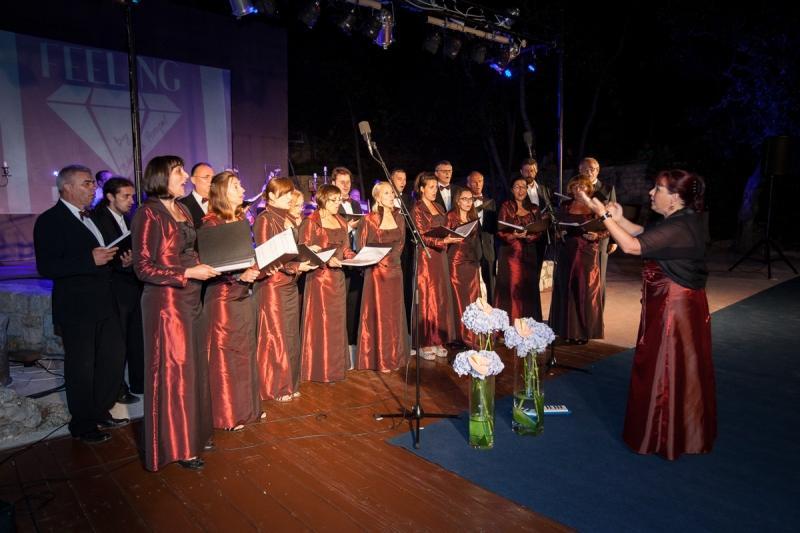 Abschlusskonzert des Kammerchors Rubino