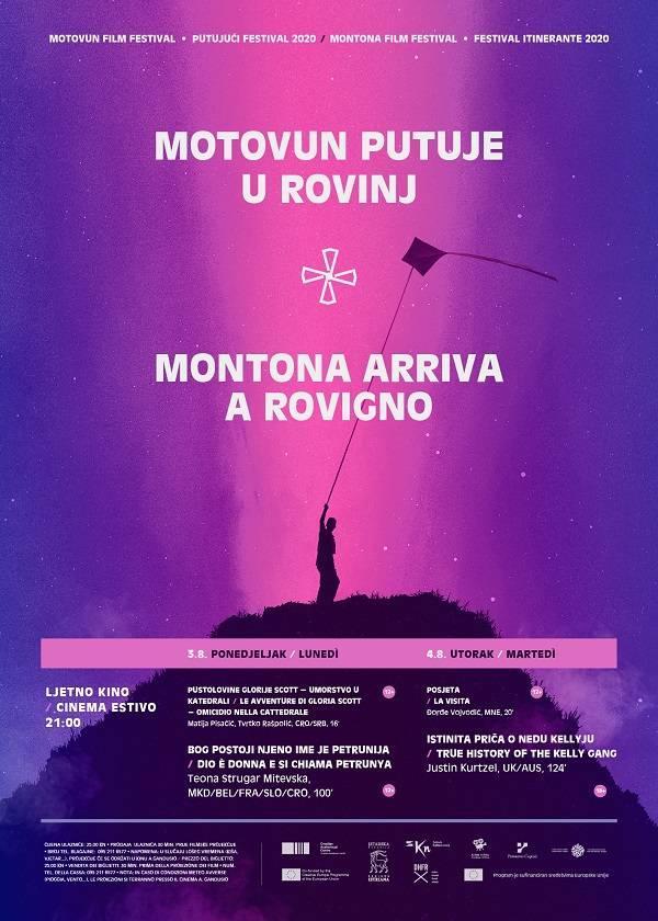 Motovun travels - Motovun Film Festival in Rovinj