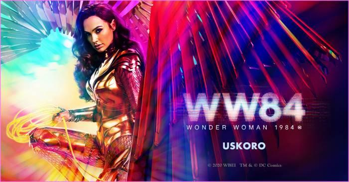 Film 3D: Wonder Woman 1984