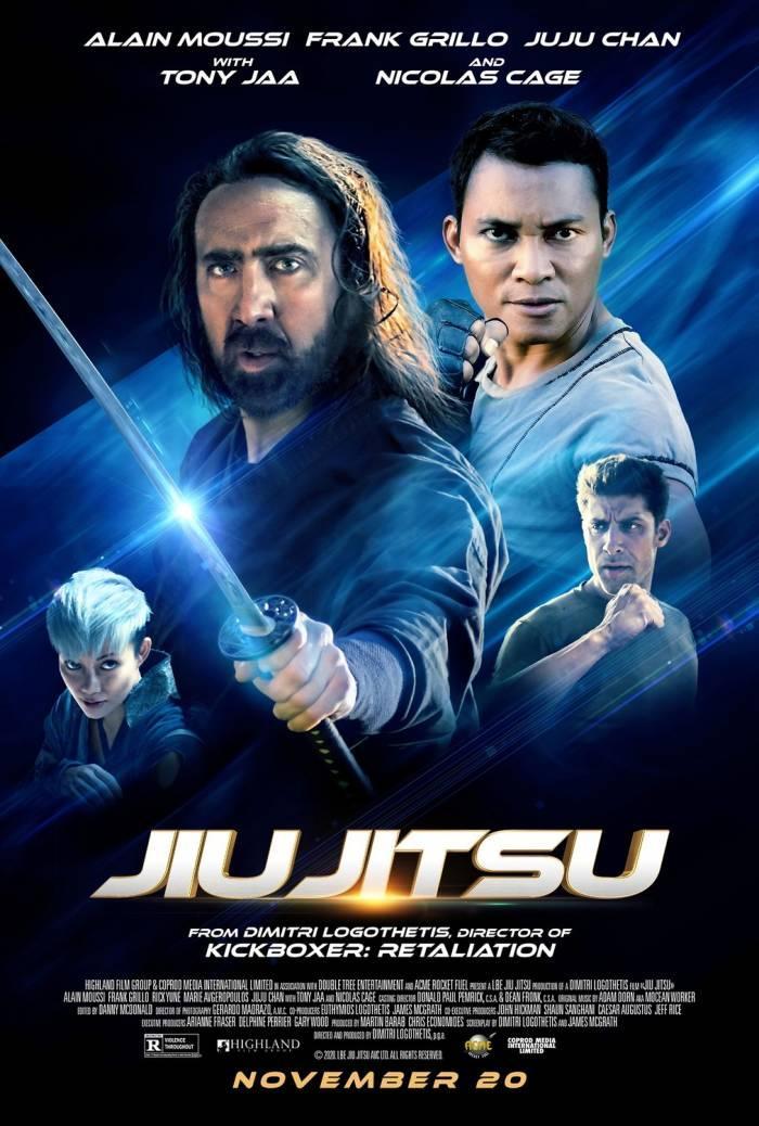 Film: Jiu Jitsu