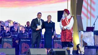 Rovinj wins Champion of Croatian Tourism title at the Days of Croatian Tourism