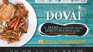 2020 Istrian Agrotourism Open Days - postponed