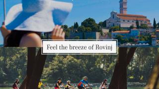 Feel the breeze of Rovinj – guided walking and cycling tours
