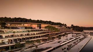 Grand Park Hotel Rovinj Wins the Hotel Property Award 2020