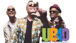 UB40 featuring Ali, Astro & Mickey the main guests of the Rovinj's night