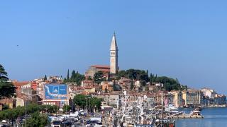 Parking facilities for Rovinj residents and persons renting accommodation