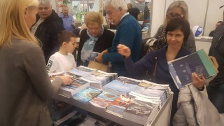 Tourist Board at fairs in Germany and Poland