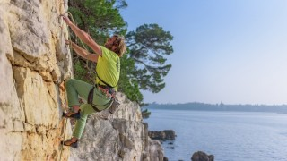Let's climb together: Punta Corrente