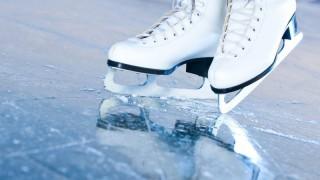 Pista di ghiaccio a Rovigno