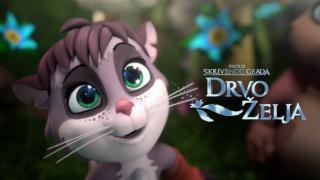 Animirani film: Priče iz skrivenog grada: Drvo želja
