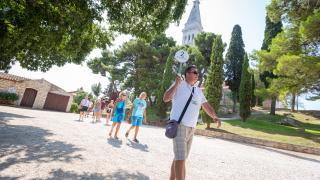 Feel the breeze of Rovinj - razgled grada s vodičem