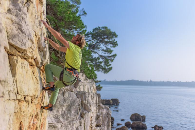 Incontri per arrampicatori di roccia