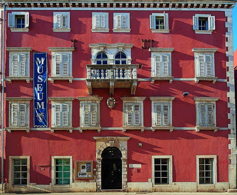 Risultati immagini per Rovigno - museo