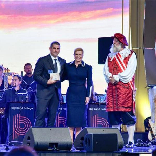 Rovinj wins Champion of Croatian Tourism title at the Days of Croatian Tourism