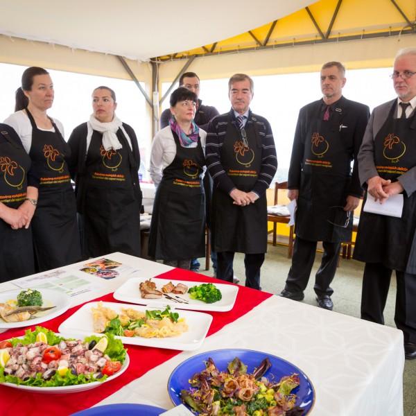 Beginn der Veranstaltung Auf den Wegen der Rovinjer Köstlichkeiten