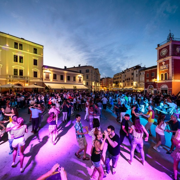 Die 7. Summer Sensual Days und das  14. Kroatische Sommer Salsa Festival endeten