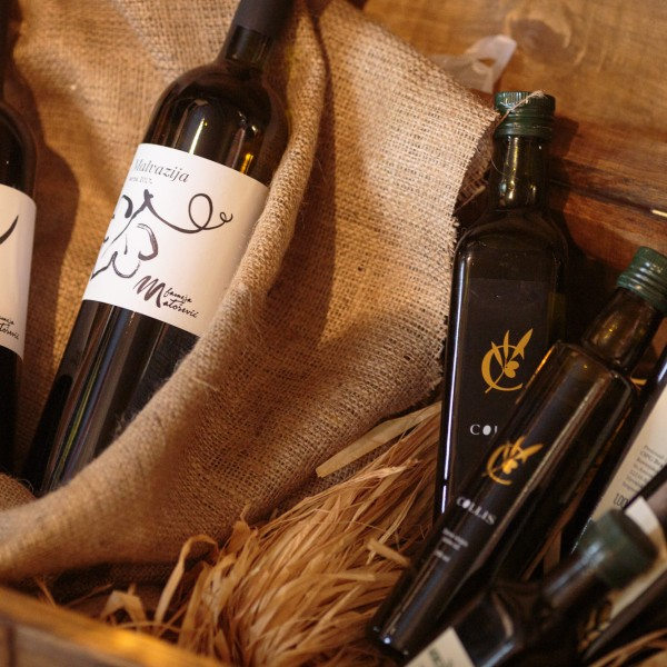 "Shop ""Okusi polja"" (Tastes of the Fields) – ""I sapori dei campi"" opens its doors"